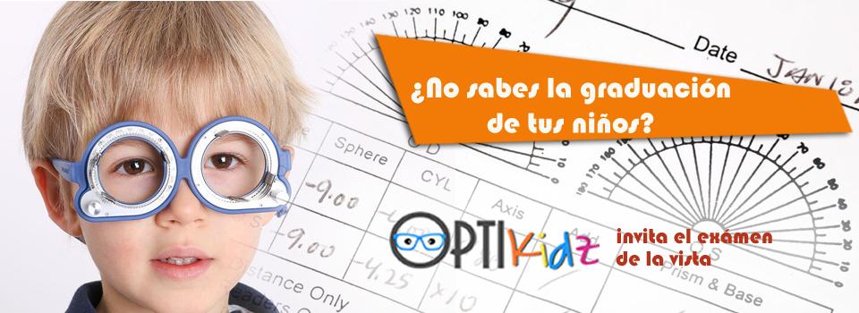 Optikidz - Examen de la vista niños gratis, examen de la vista gratis